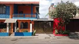 CASA de 2 plantas ciudadela Chirijos.
