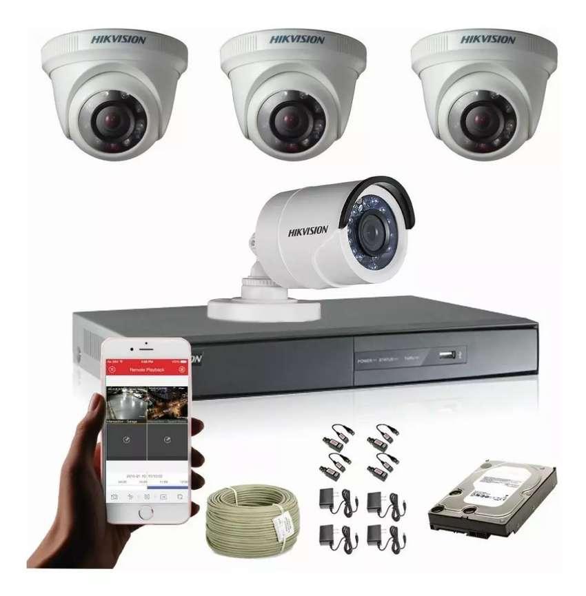 Instalación de cámaras de seguridad 0
