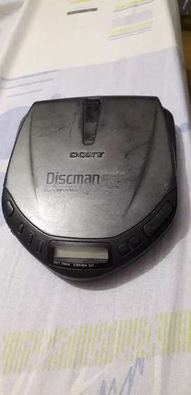 Discman SONY  digital mega bass