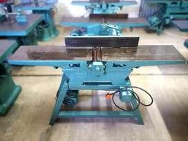 GARLOPA DE FUNDICIÓN MAI 26x140 cm (máquinas carpintería fábrica mueble canteadora)