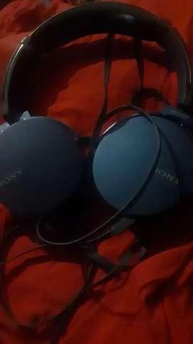 Audifono sony