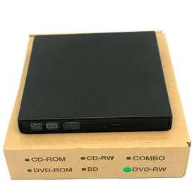 Unidad Externa de DVD-R, CD-R para computador Via USB (reproduce y graba)