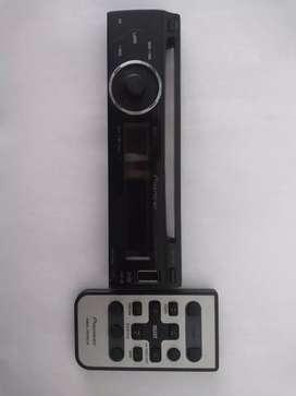 Frontal Radio Pionner + Control