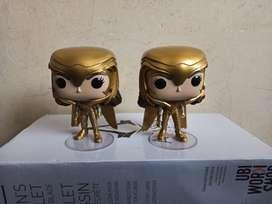 Dc Funko Pop Wonder Woman 1984 Golden Armor