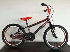 Bicicletas bmx. disponible Aro - 12 - 16 - 20 en estilo libre