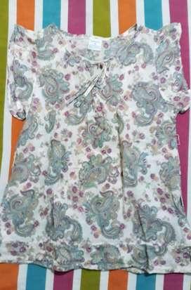 Camisa Nena Cheeky Talle 8
