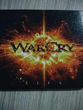 CD original de Warcry