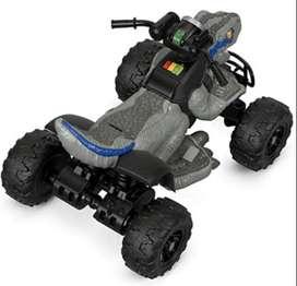 Carro grande - Power Wheels Jurassic World Dino Racer