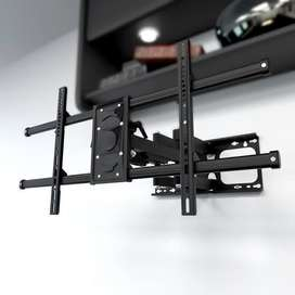 Rack articulable para TV 37-90""