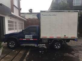 Venta Camioneta transporte de alimentos con thermo king