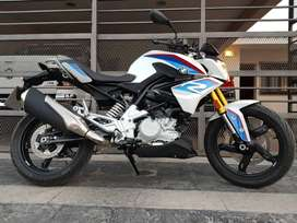 BMW G310 R MOD. 2018. IMPECABLE SOLO 900 KM