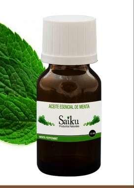 Aceite esencial de Menta 15ml