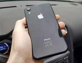 iPhone XR de 128 GB flamante libre con garantía