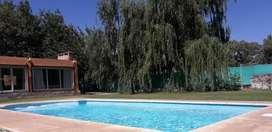 ot11 - Casa para 6 a 10 personas con pileta y cochera en Zonda