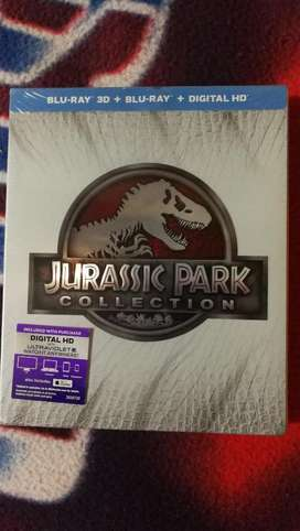 Parque Jurásico Combo Pack Blu Ray