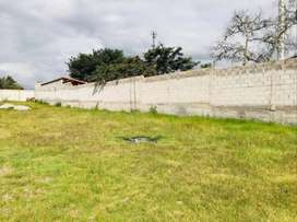 Venta Terreno de 987 m2 en Tumbaco