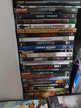 Saldo de peliculas dvd