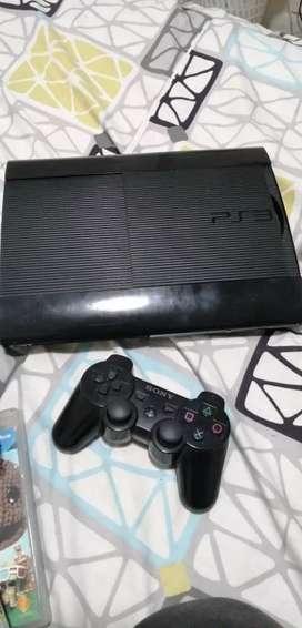 PS3 Súper Slim 500gb