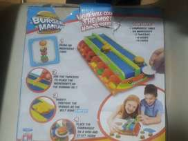 Juego para Niños Hamburguesas Mania!