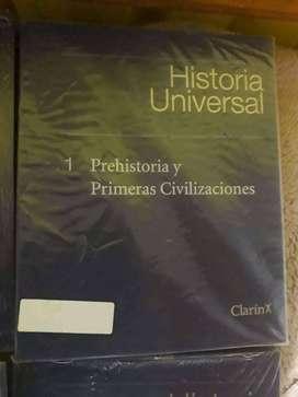 Colección de Historia Universal Clarin