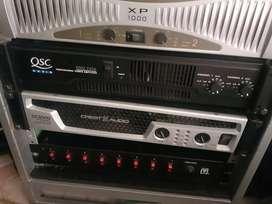 Vendo sonido para CD móvil a tres vías