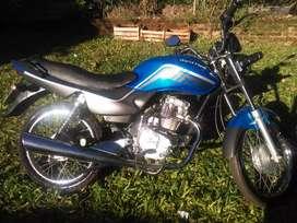 Vendo moto corven 150 $40mil