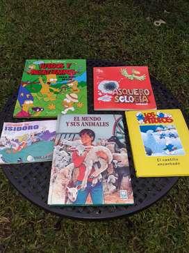 Kit De Libros Infantiles e Historieta! Entretenim Y Aprendiz