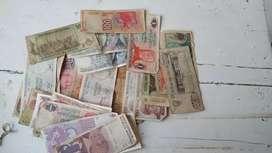 Algún colesionita que le interese billetes de colección
