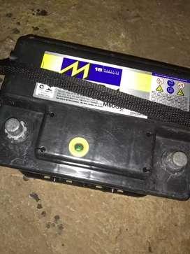 Vendo bateria moura de 12-60
