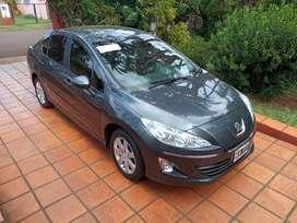 Peugeot allure 2.0 2014 Unica mano