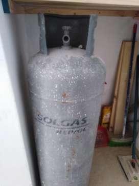 Balon de Gas Grande