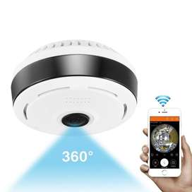 Camara Ip Panorama Inalambrica V380 Wireless Wifi Mobil CC Monterrey local sotano 5