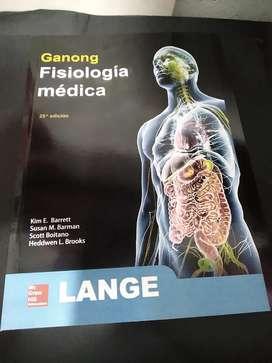 Fisiologia Medica Ganong 25va Edicion Tamaño A4
