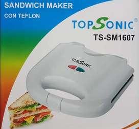 Sanduchera Top Sonic