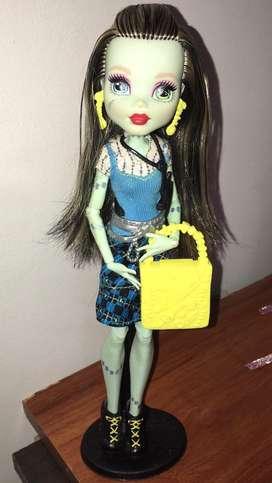 Monster High - Frankie Stein Reboot