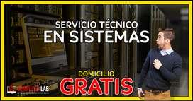 SERVICIO de MANTENIMIENTO de COMPUTADORES