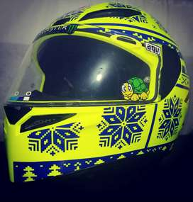 Casco AGV WINTERTEST, no ICON, no shaft