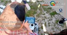 Cuso practico de manejo de Dron - Cúcuta
