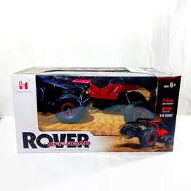 Carro A Control Remoto Rover Rtr Escala 1:18