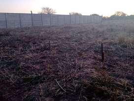 Vendo Terreno zona Chacabuco ( Darsena Norte)