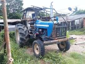 Vendo Tractor Listo para Trabajar