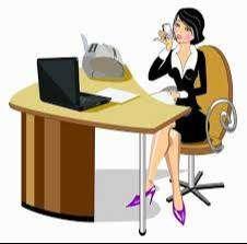Se ofrece secretaria medio tiempo
