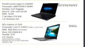 portatiles nuevos