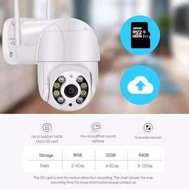 Camara de Vigilancia externa Con audio HD