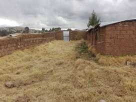 Vendo lote de terreno para vivienda o comercial