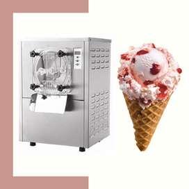 Maquina de helado duro de mesa
