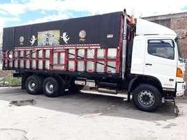 HINO SERIE 500 - FM2PRSA10.5 camión mula 2635