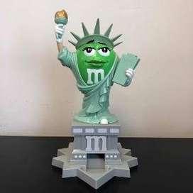 Estatua de la Libertad Dispensador de M&M