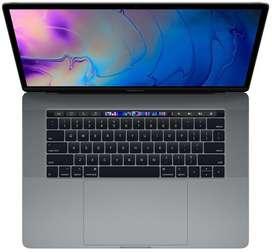 Apple Macbook Pro 15,4 512gb 2019