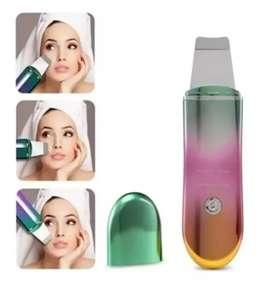 Peeling scrubber ultrasonido Skin limpiador facial